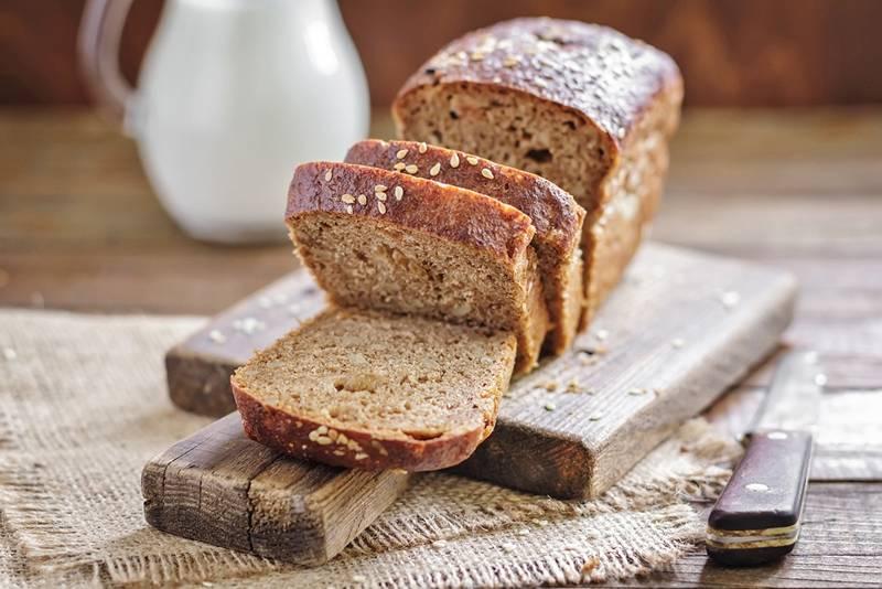Как из чёрствого хлеба сделать свежий