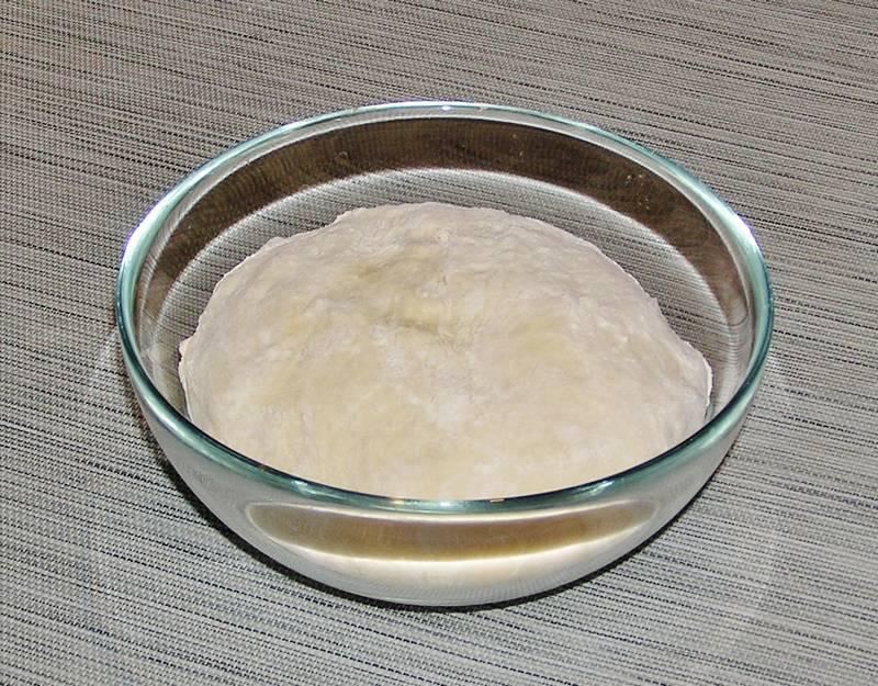 Приготовление булочек-улиток