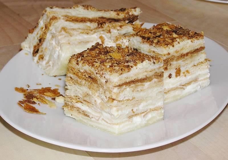 Домашние пирожные рецепты с фото