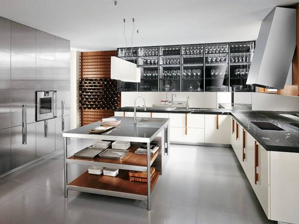 Кухня Barrique фабрики Ernestomeda