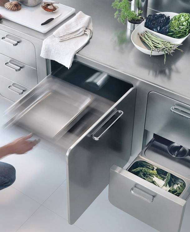 Кухня Ego Line фабрики Abimis