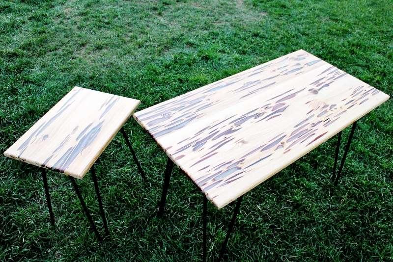 Столы на улице