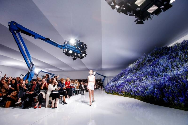 Christian Dior весна-лето 2016