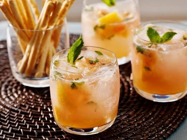 Напиток с грейпфрутом