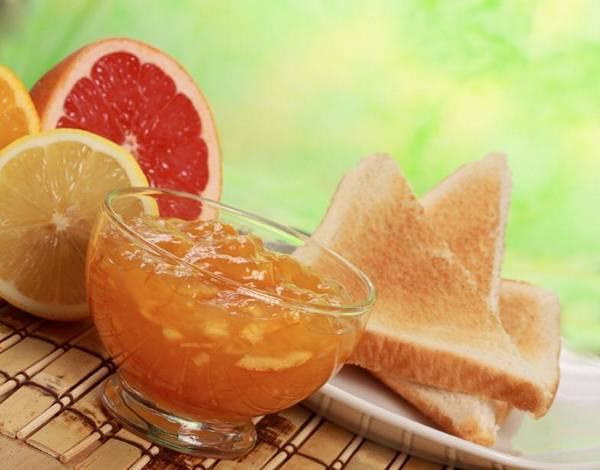 соус из грейпфрута