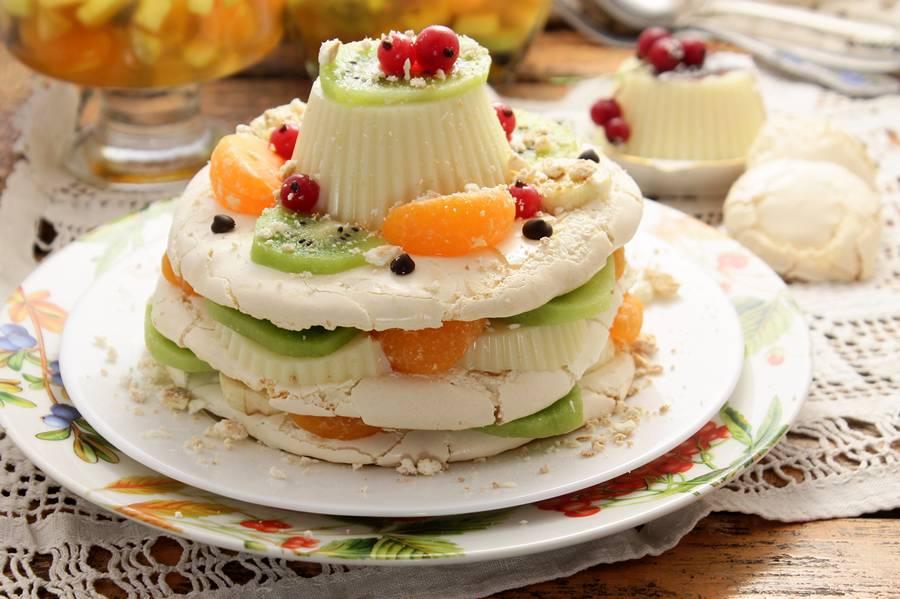 Многослойный десерт