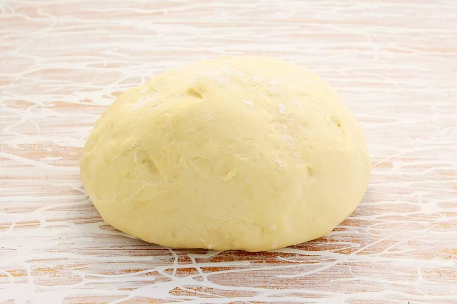 Приготовление домашнего хлеба гармошки