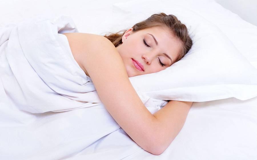 сон в макияже