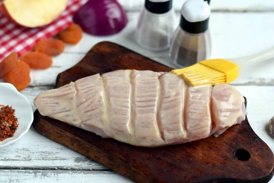 Приготовление куриной грудки