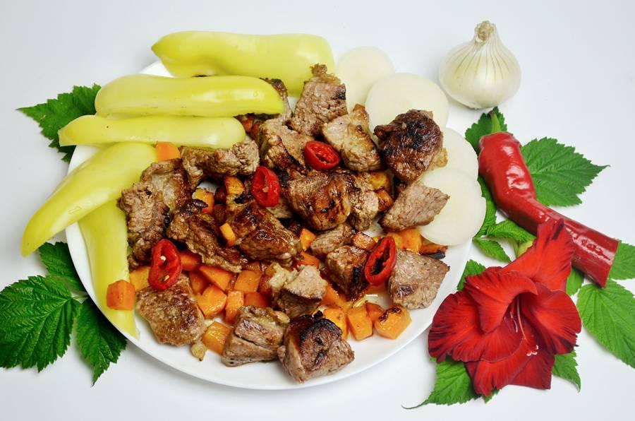 Приготовление мясного паштета