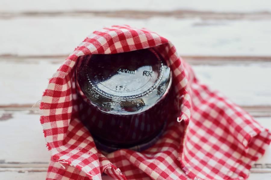 Приготовление шелковицы на зиму