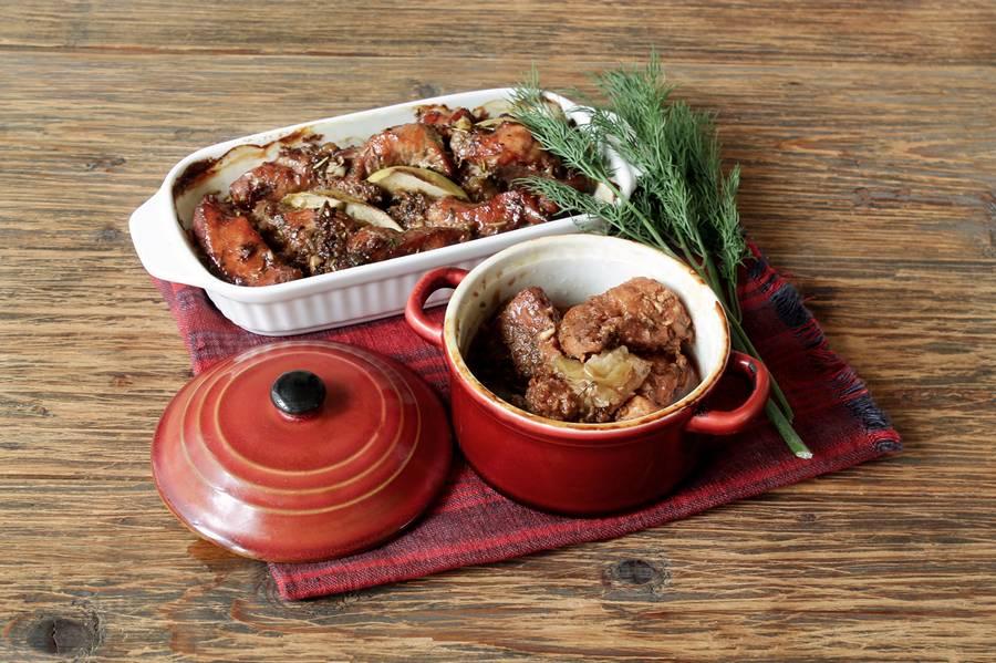Приготовление свинины в маринаде