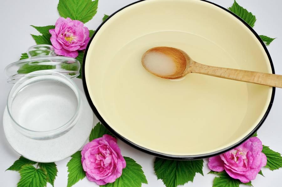 Приготовление варенья из роз
