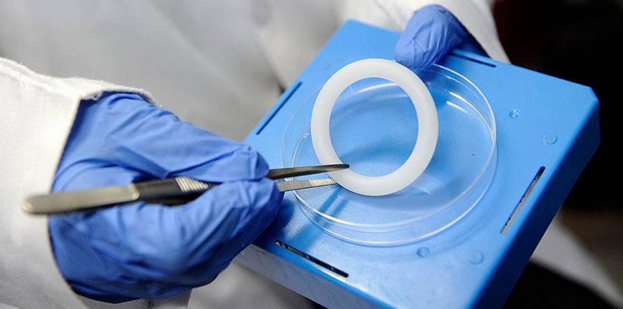вагинальное кольцо