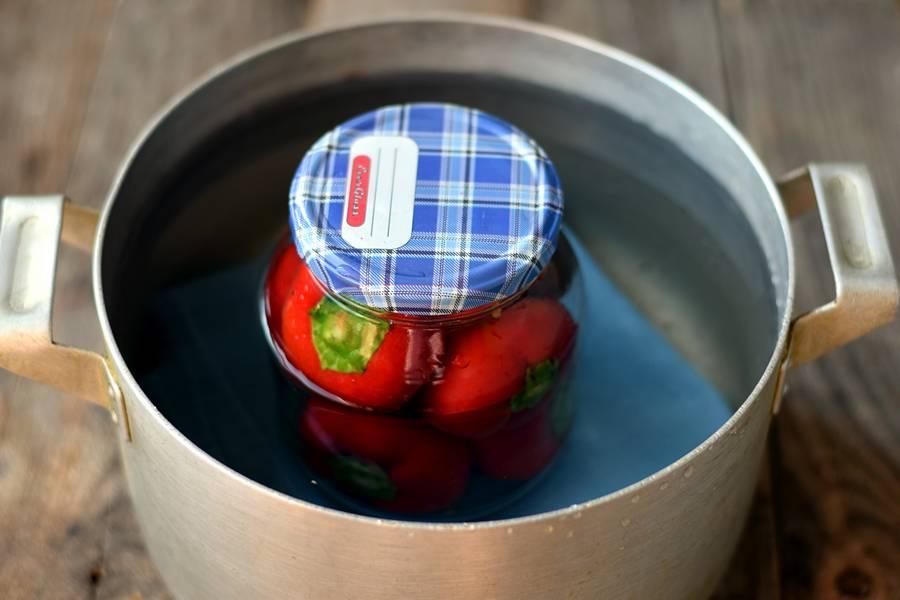 Приготовление на зиму перца ратунда
