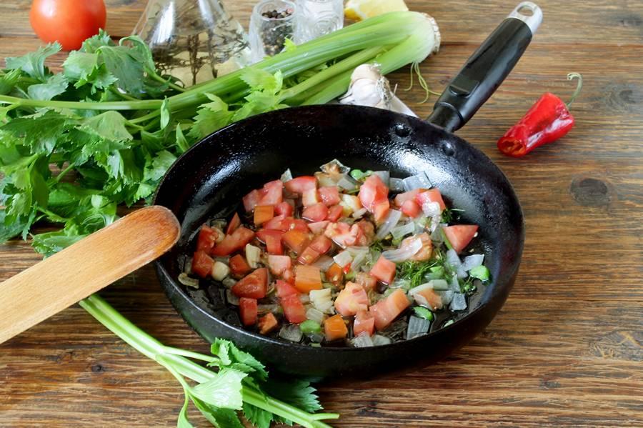 Приготовление скумбрии в духовке