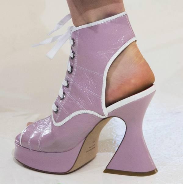 Sies Marjan весна-лето 2018 обувь