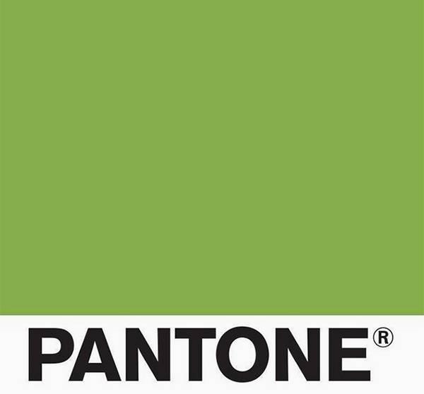 Цвет года Пантоне