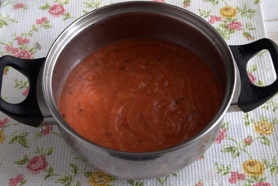 Приготовление яблочного мармелада с барбарисом