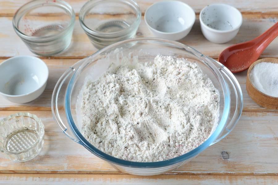 Приготовление голени в пряной панировке шаг 5