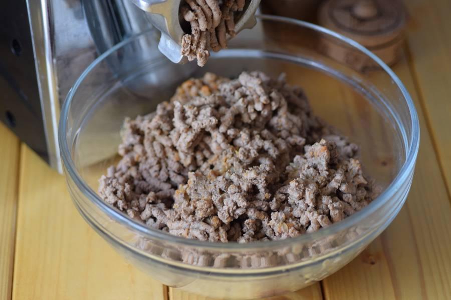 Приготовление профитролей с печенью шаг 9
