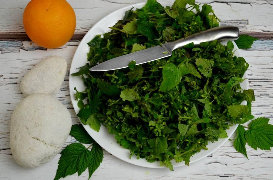 Приготовление травяного чая в домашних условиях шаг 6