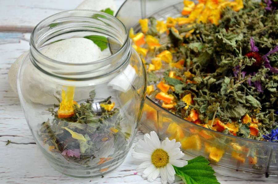 Приготовление травяного чая в домашних условиях шаг 9