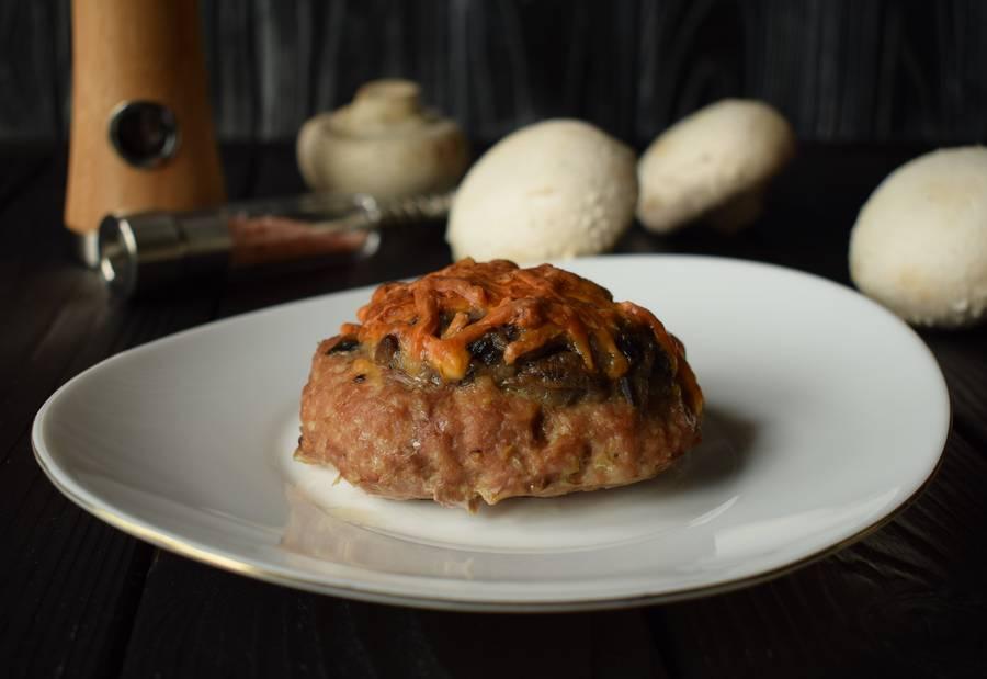 мясные ватрушки рецепт с фото одето