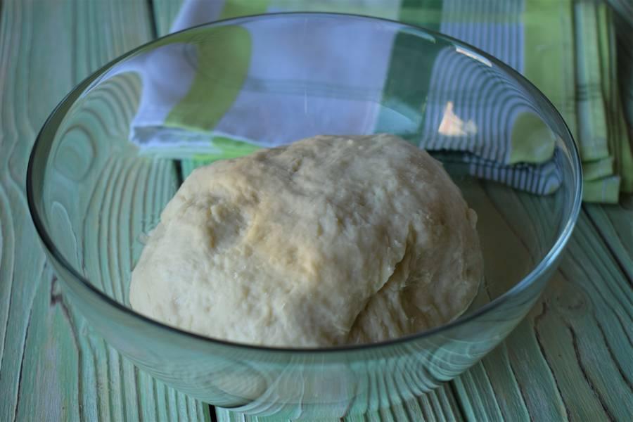 Приготовление картофельных пирожков шаг 7