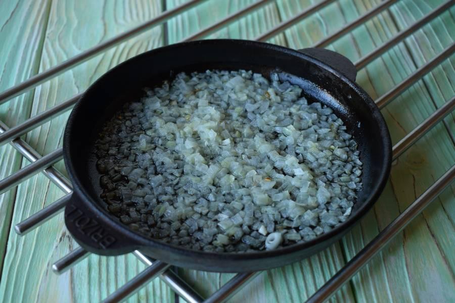 Приготовление картофельных пирожков шаг 9