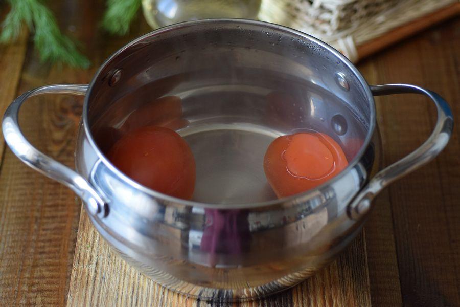 Приготовление соте из баклажанов и кабачков шаг 7