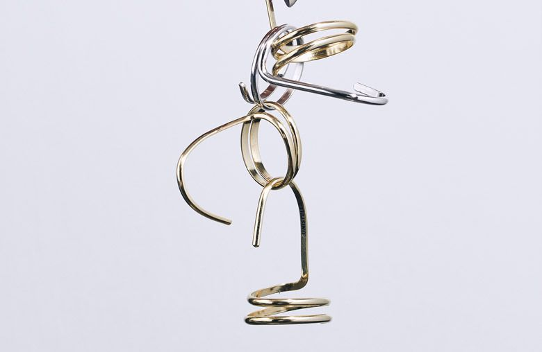 Кольца Unistella на короткие ногти
