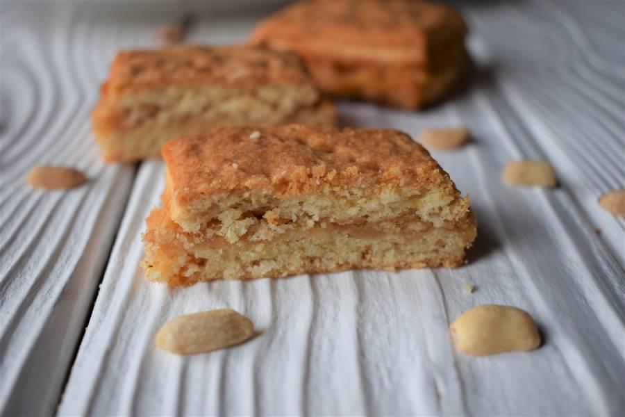 Орехово-медовое печенье
