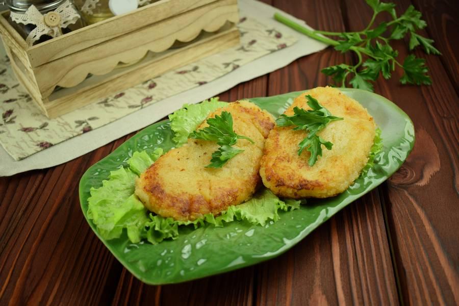 картофельные зразы пошаговый рецепт с фото доступная цена ограды