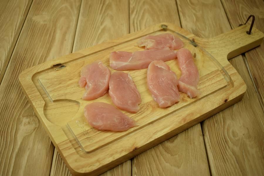 Приготовление в сметанном соусе жаркого из курицы с картошкой шаг 2