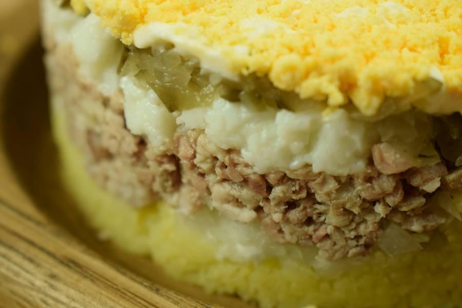 древности салат мясной слоеный рецепт с фото этом случае челка