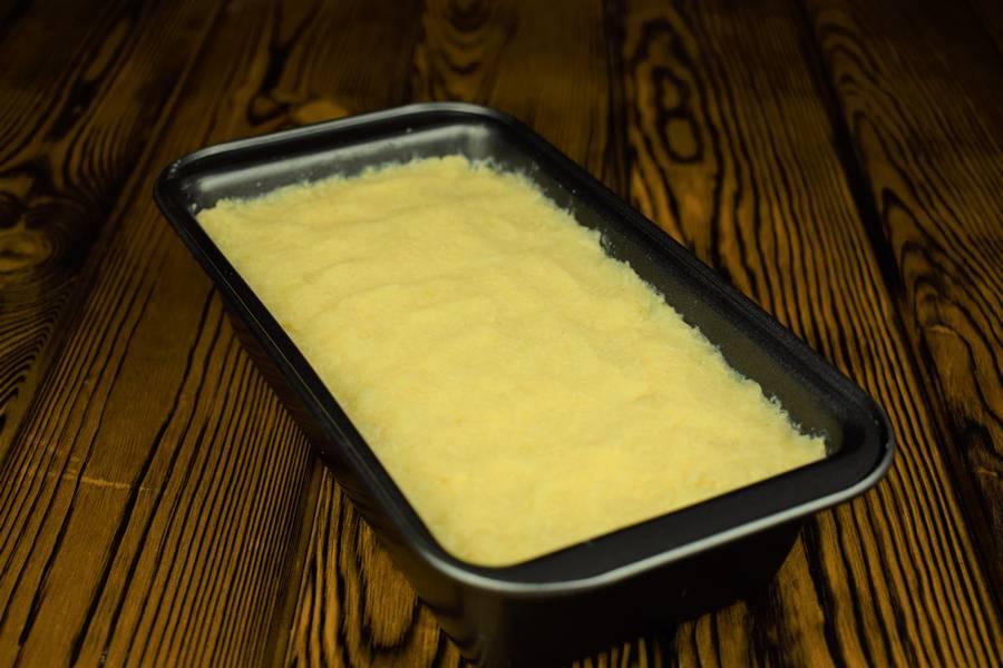 Приготовление картофельной запеканки с грибами шаг 9