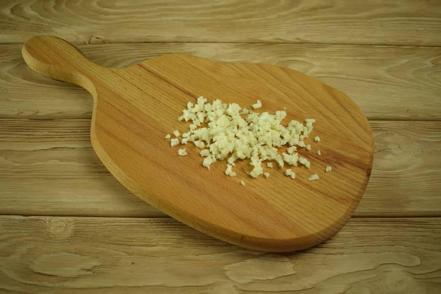 Приготовление рисовой запеканки с яйцом и сыром шаг 2