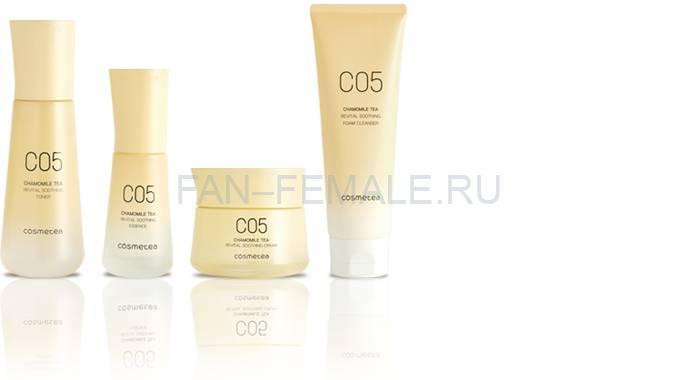 C05 Cosmetea