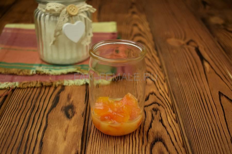 Приготовление домашнего йогурта с папайей шаг 5