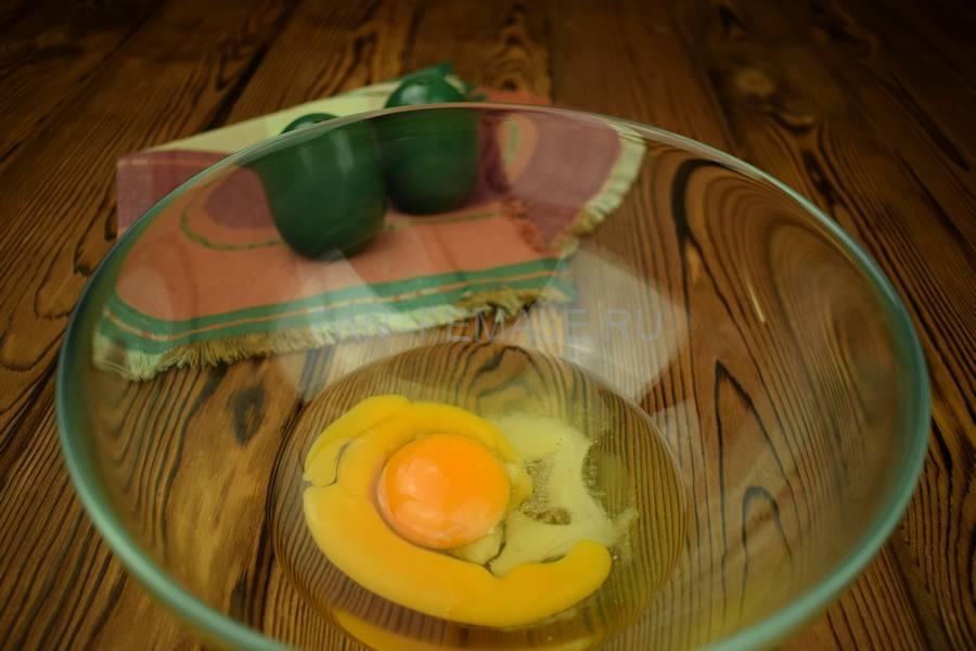 Приготовление филе индейки в пивном кляре шаг 1