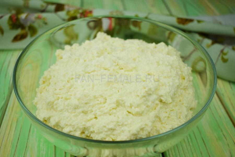 Приготовление запеканки с цукатами, шаг 1