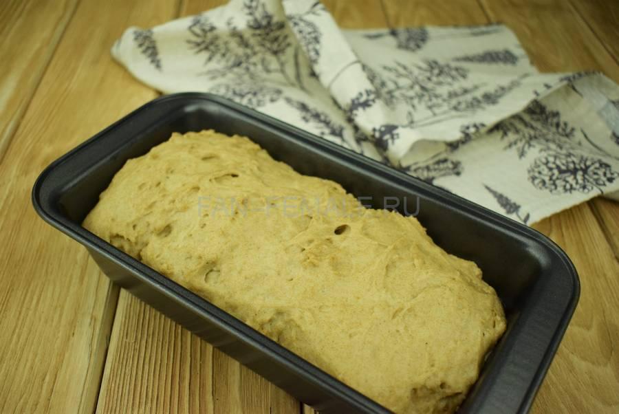 Приготовление ржаного домашнего хлеба шаг 5