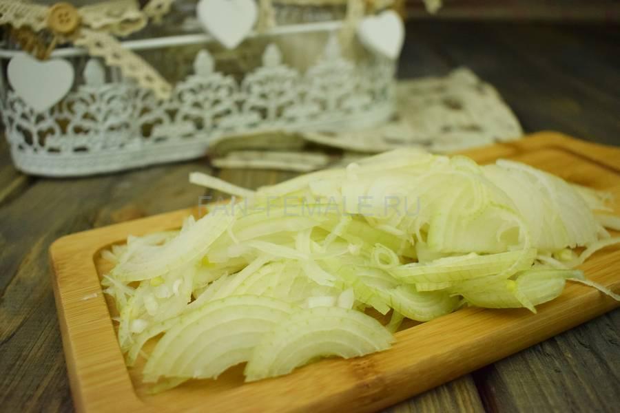 Приготовление тонкой вермишели с овощами и свининой, шаг 3