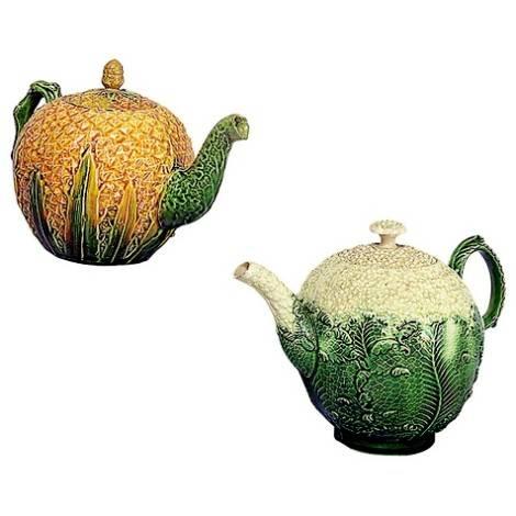 Чайник для английского чаепития фарфоровый