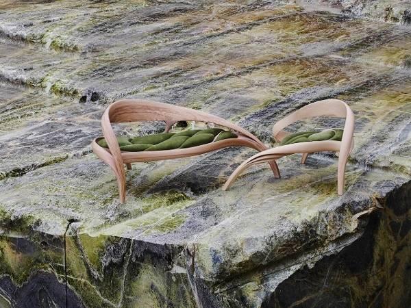 Мебель серии Энигма