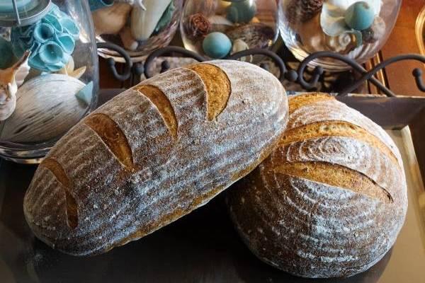 Хлеб из камута