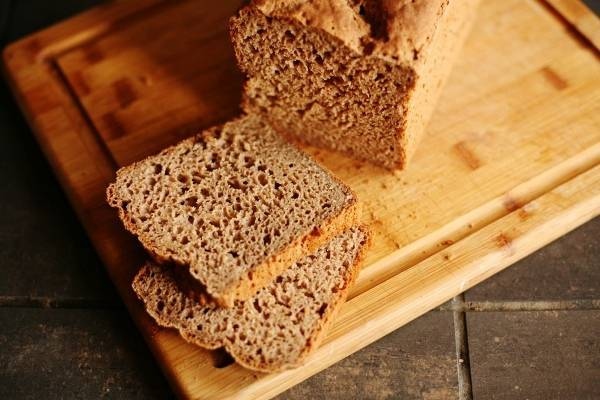 Хлеб из теффа