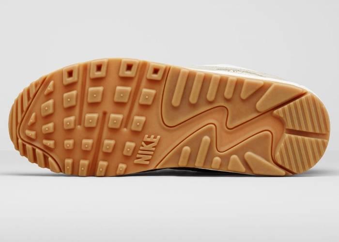 Кроссовки Nike Air Max, клубничный чизкейк, Нью-Йорк
