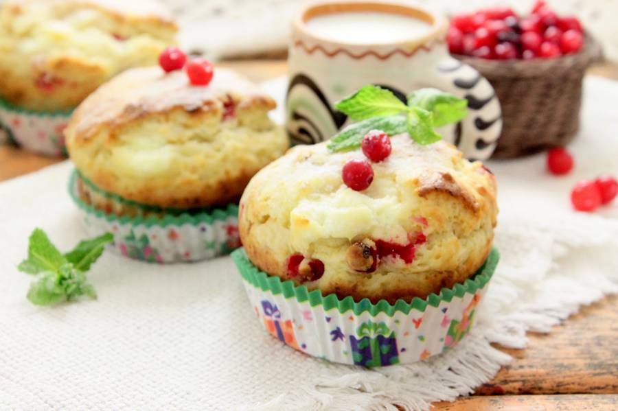 Кексы с манкой в силиконовых формочках рецепты